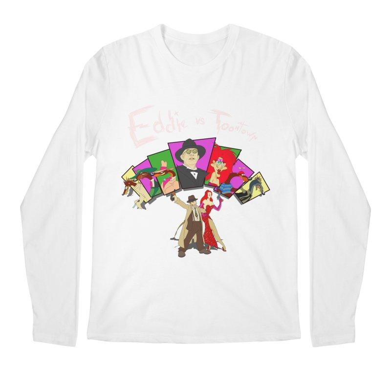 Eddie V. Men's Longsleeve T-Shirt by Inspired Human Artist Shop