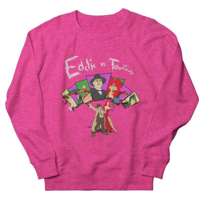 Eddie V. Women's Sweatshirt by Inspired Human Artist Shop