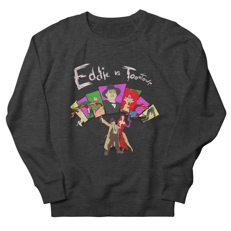 Eddie V. Men's Sweatshirt by Inspired Human Artist Shop