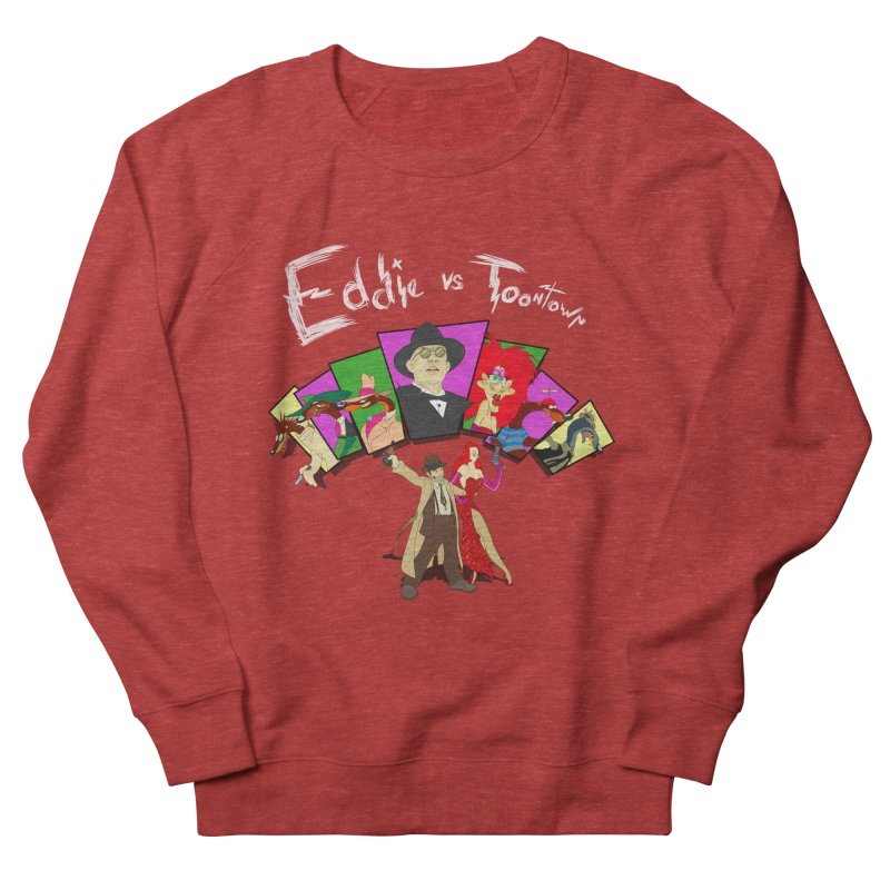 Eddie V. Men's Sweatshirt by Inspired Human Artist Shop