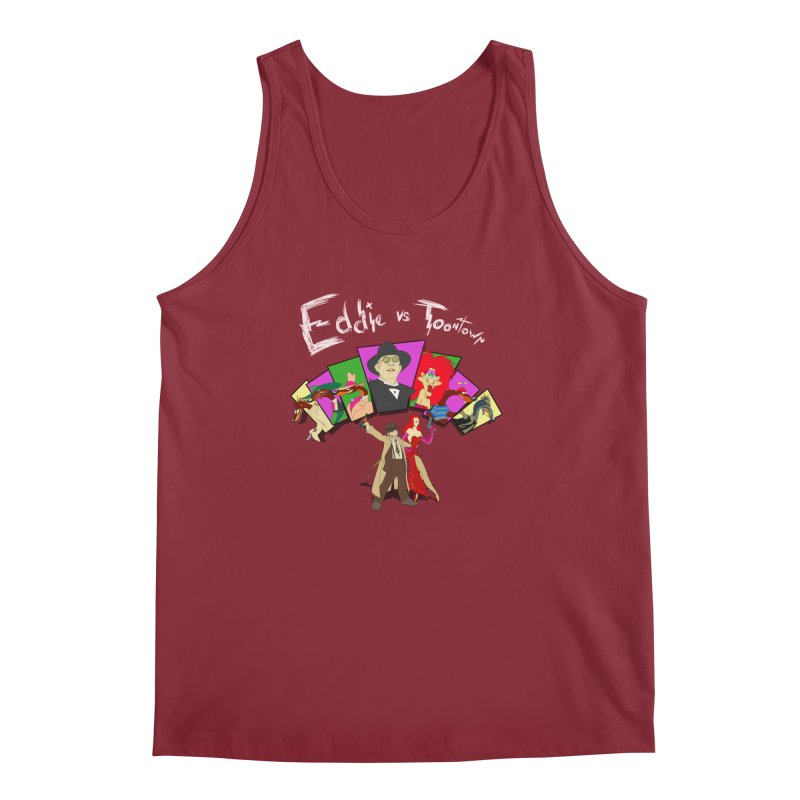 Eddie V. Men's Tank by Inspired Human Artist Shop