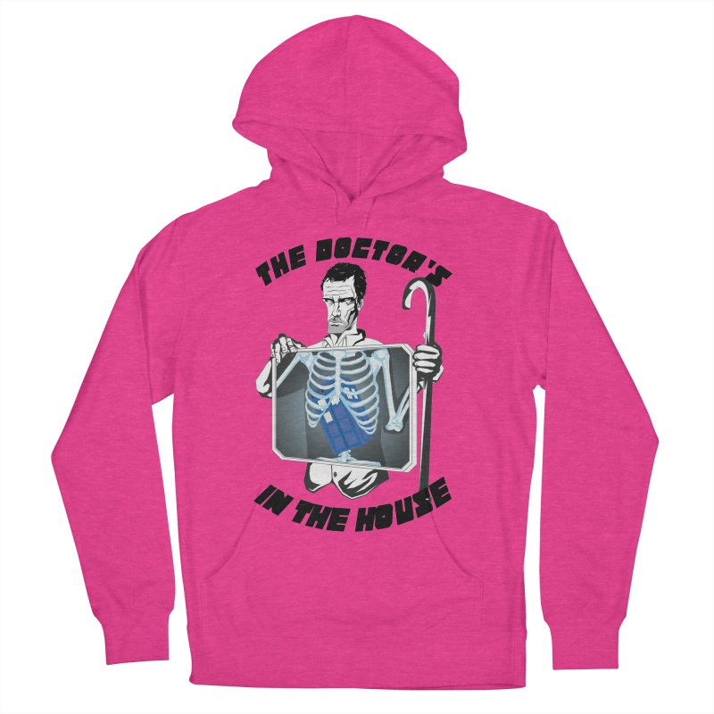 Doctor Doctor Women's Pullover Hoody by Inspired Human Artist Shop
