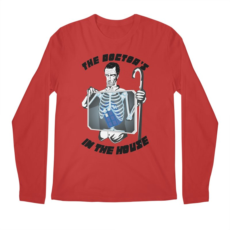 Doctor Doctor Men's Longsleeve T-Shirt by Inspired Human Artist Shop