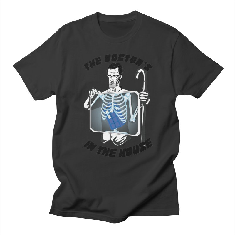Doctor Doctor Men's T-Shirt by Inspired Human Artist Shop