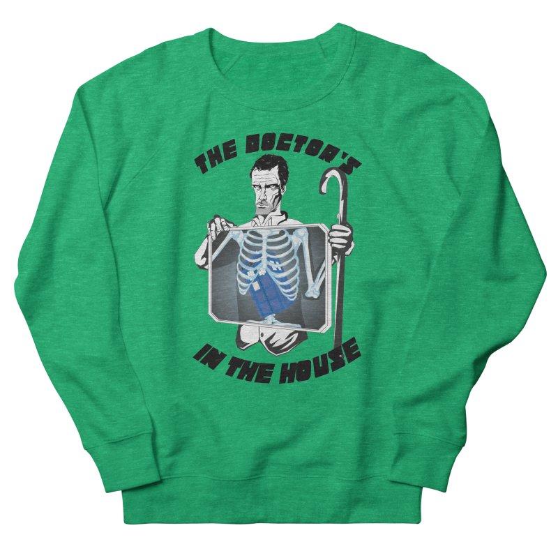 Doctor Doctor Men's Sweatshirt by Inspired Human Artist Shop