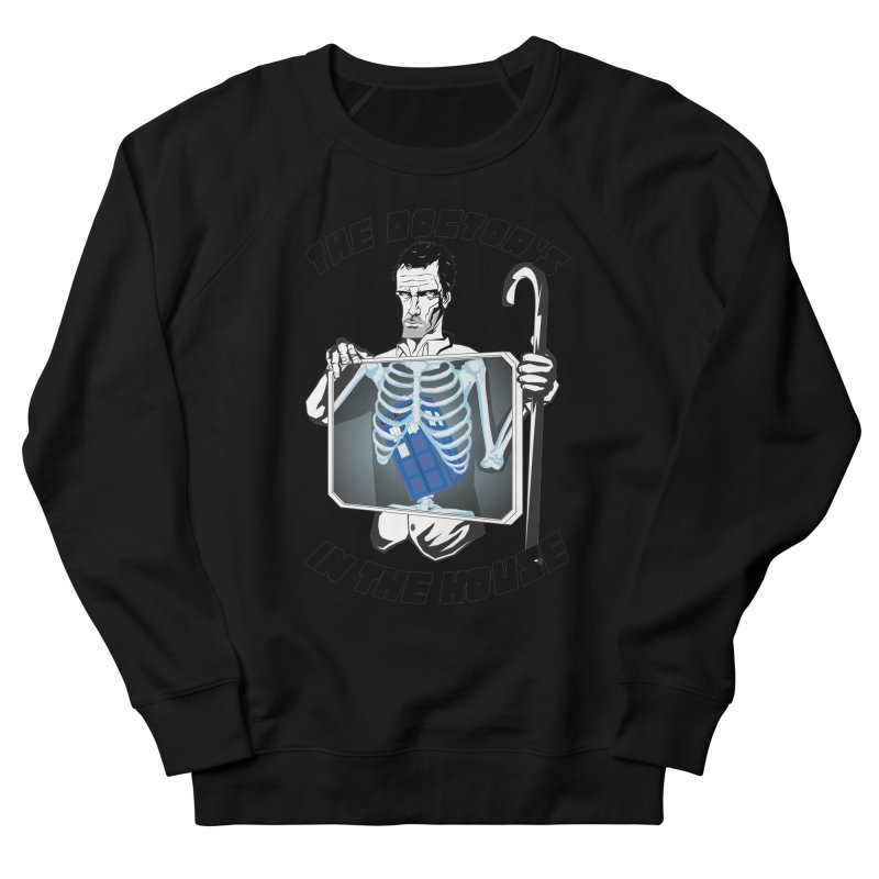 Doctor Doctor Men's Sweatshirt by Inspired Human Artist Shop