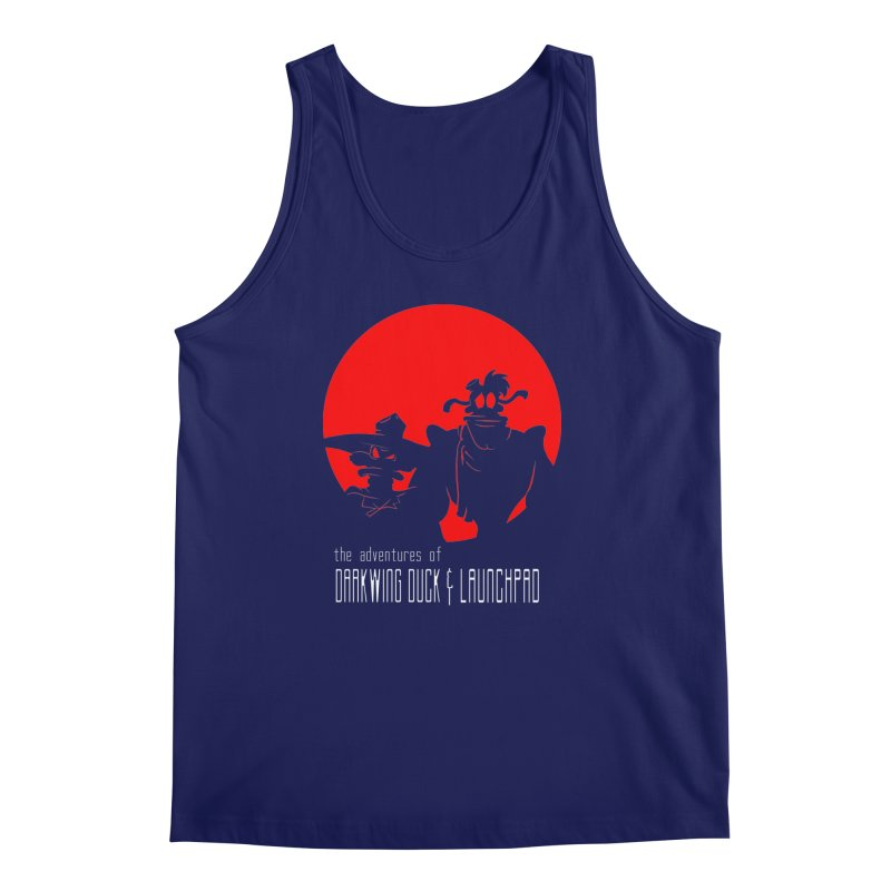 Darkwing & Launchpad Men's Tank by Inspired Human Artist Shop