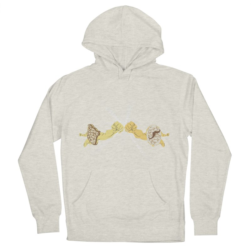 Cheesy Women's Pullover Hoody by Inspired Human Artist Shop