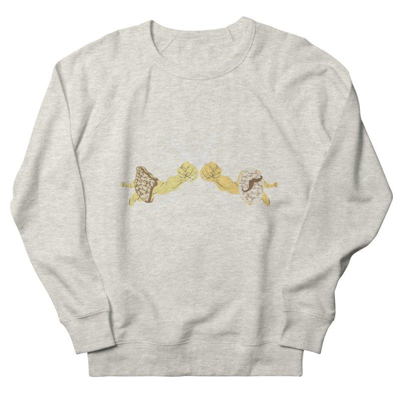 Cheesy Women's Sweatshirt by Inspired Human Artist Shop