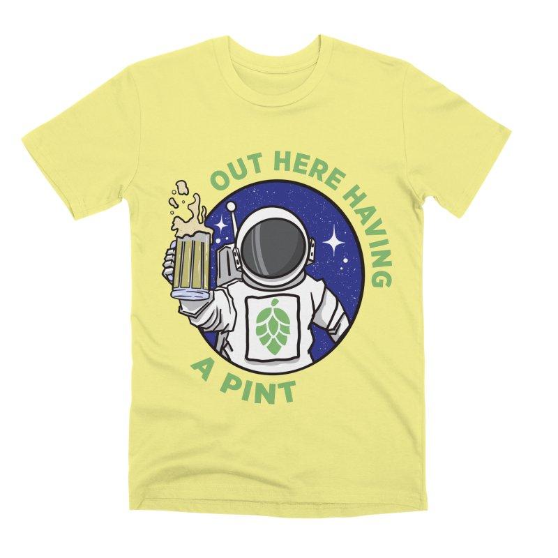 New OHHAP LOGO Men's Premium T-Shirt by OHHAP Podcast's Artist Shop