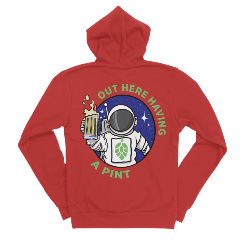New OHHAP LOGO Men's Zip-Up Hoody by OHHAP Podcast's Artist Shop
