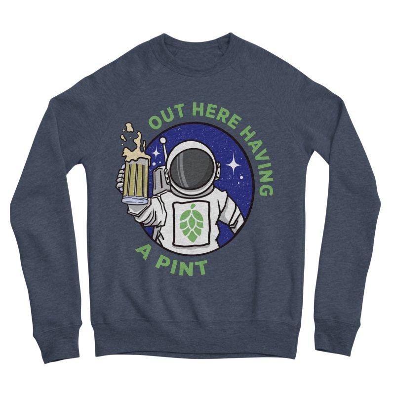 New OHHAP LOGO Men's Sponge Fleece Sweatshirt by OHHAP Podcast's Artist Shop