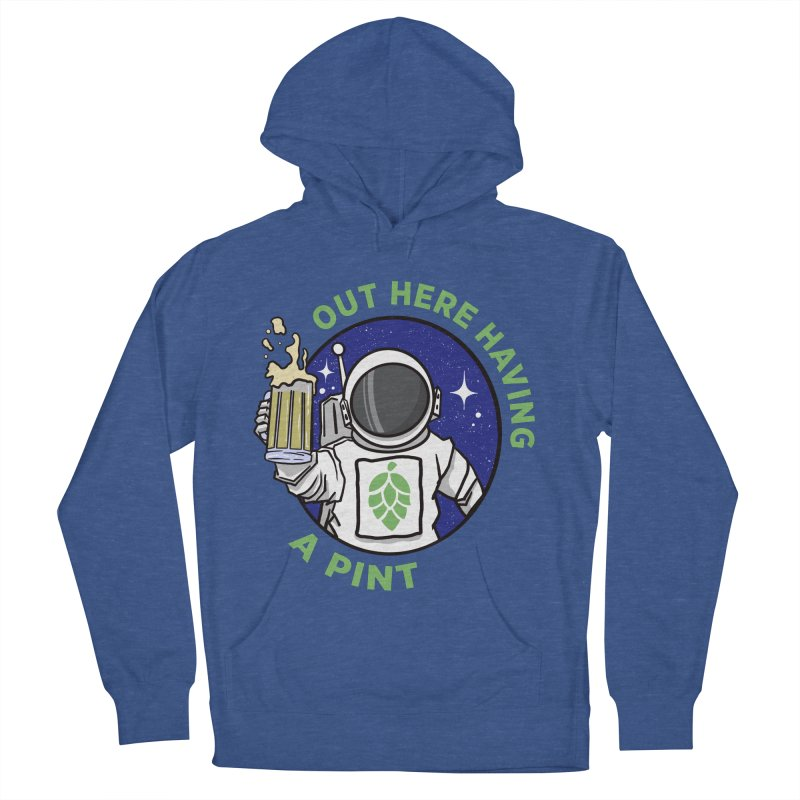 New OHHAP LOGO Women's French Terry Pullover Hoody by OHHAP Podcast's Artist Shop