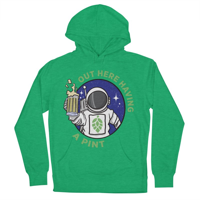 New OHHAP LOGO Men's French Terry Pullover Hoody by OHHAP Podcast's Artist Shop