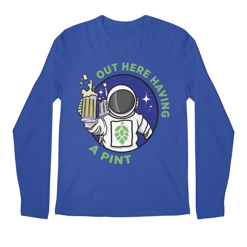New OHHAP LOGO Men's Regular Longsleeve T-Shirt by OHHAP Podcast's Artist Shop