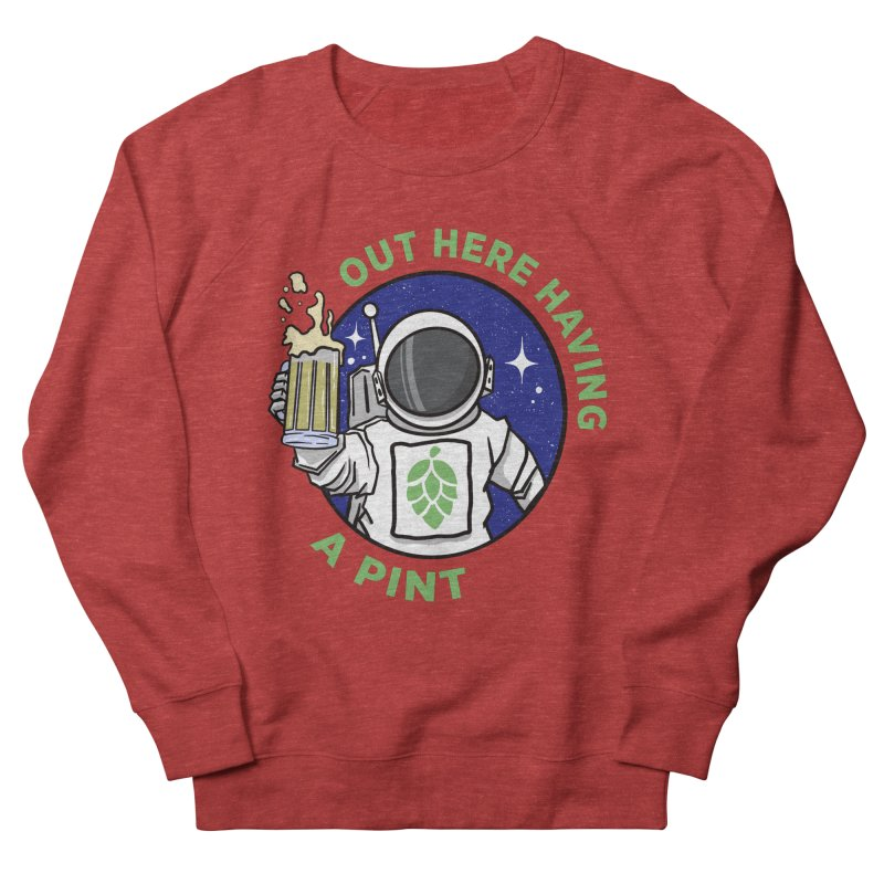 New OHHAP LOGO Women's French Terry Sweatshirt by OHHAP Podcast's Artist Shop
