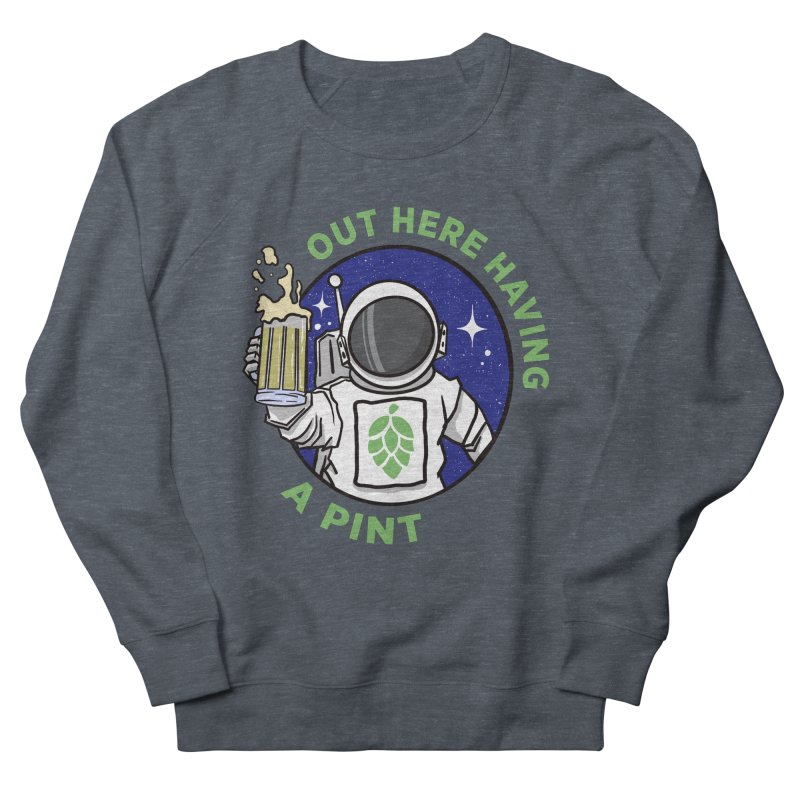 New OHHAP LOGO Men's French Terry Sweatshirt by OHHAP Podcast's Artist Shop
