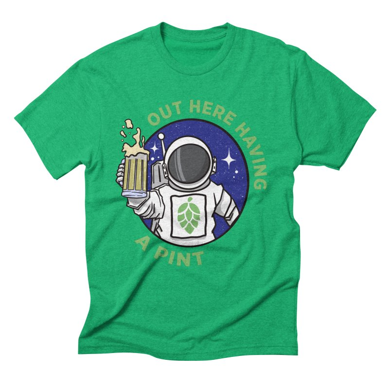 New OHHAP LOGO Men's Triblend T-Shirt by OHHAP Podcast's Artist Shop