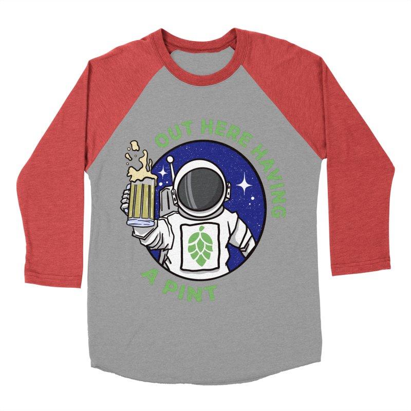 New OHHAP LOGO Women's Baseball Triblend Longsleeve T-Shirt by OHHAP Podcast's Artist Shop