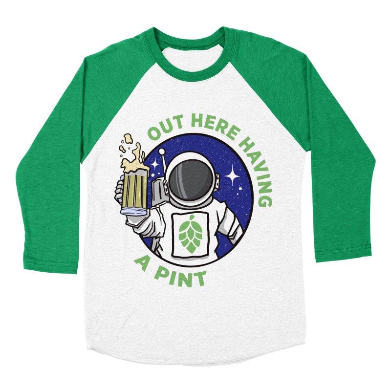 New OHHAP LOGO Men's Baseball Triblend Longsleeve T-Shirt by OHHAP Podcast's Artist Shop