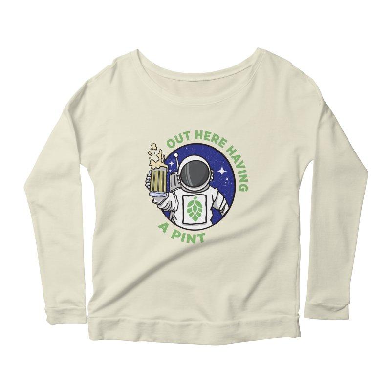 New OHHAP LOGO Women's Scoop Neck Longsleeve T-Shirt by OHHAP Podcast's Artist Shop