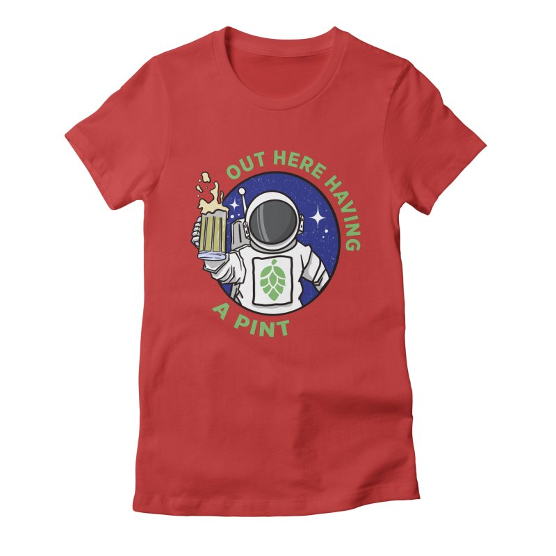 New OHHAP LOGO Women's Fitted T-Shirt by OHHAP Podcast's Artist Shop