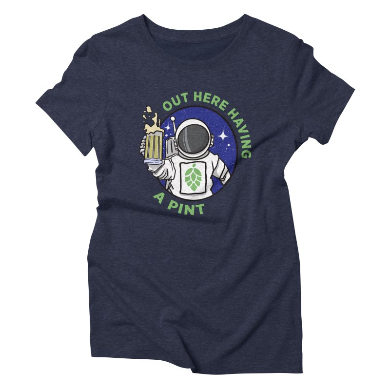 New OHHAP LOGO Women's Triblend T-Shirt by OHHAP Podcast's Artist Shop