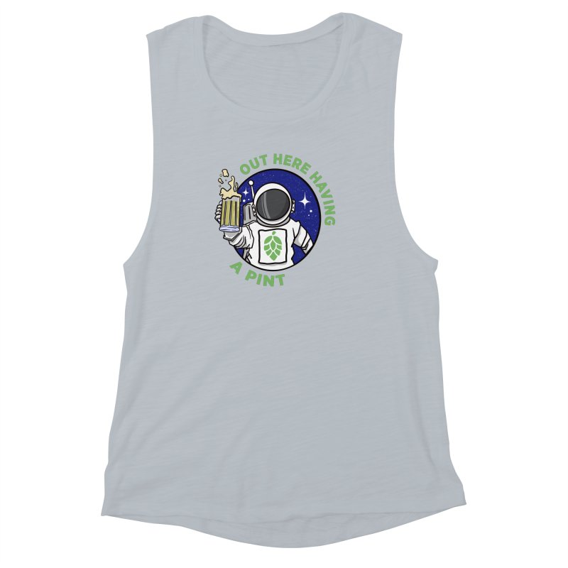 New OHHAP LOGO Women's Muscle Tank by OHHAP Podcast's Artist Shop