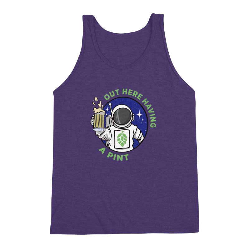 New OHHAP LOGO Men's Triblend Tank by OHHAP Podcast's Artist Shop