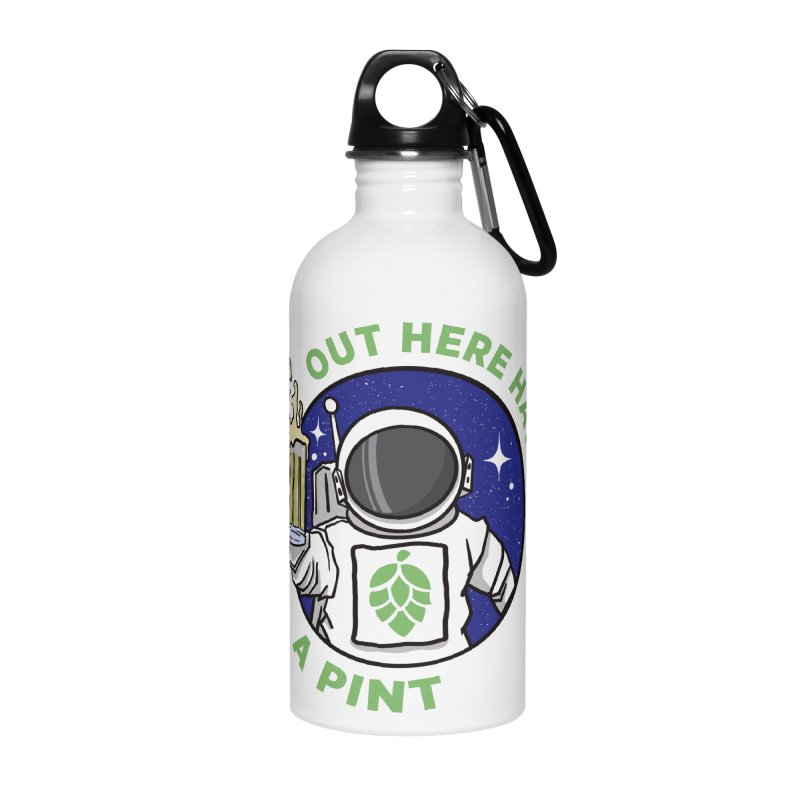 New OHHAP LOGO Accessories Water Bottle by OHHAP Podcast's Artist Shop