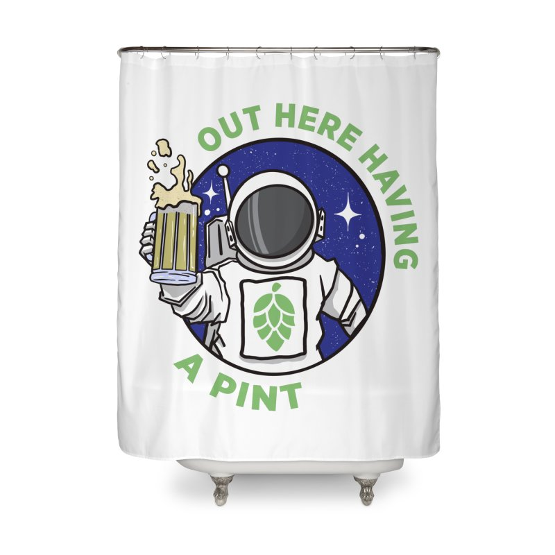 New OHHAP LOGO Home Shower Curtain by OHHAP Podcast's Artist Shop