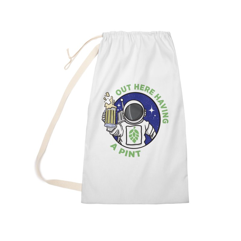 New OHHAP LOGO Accessories Laundry Bag Bag by OHHAP Podcast's Artist Shop