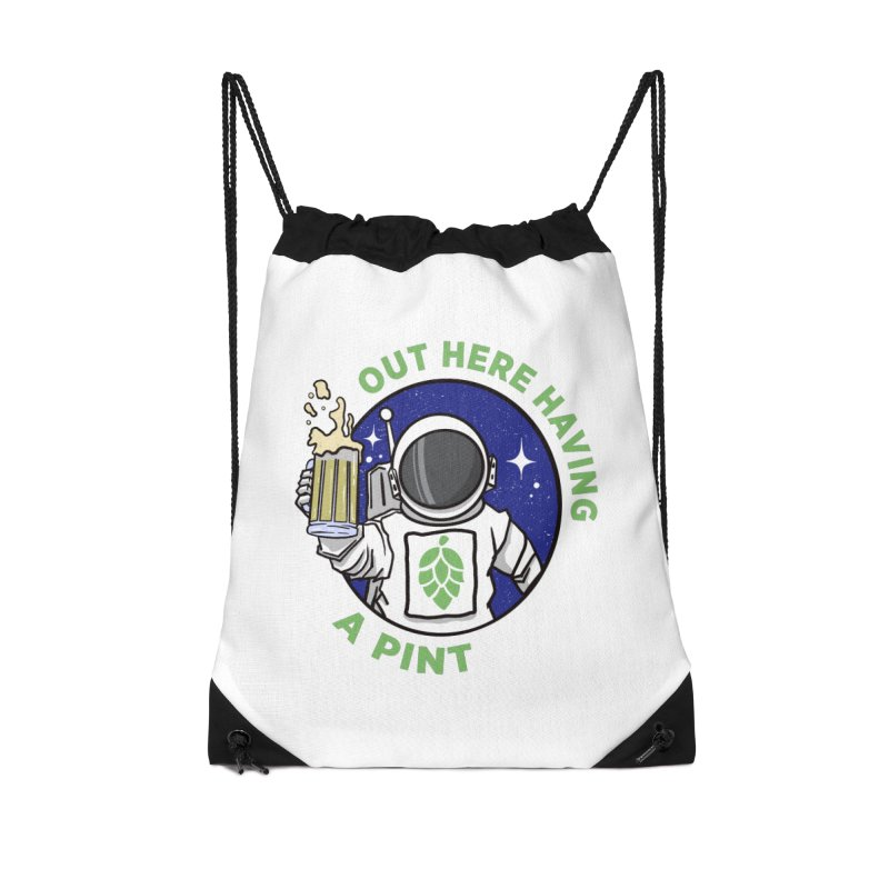 New OHHAP LOGO Accessories Drawstring Bag Bag by OHHAP Podcast's Artist Shop