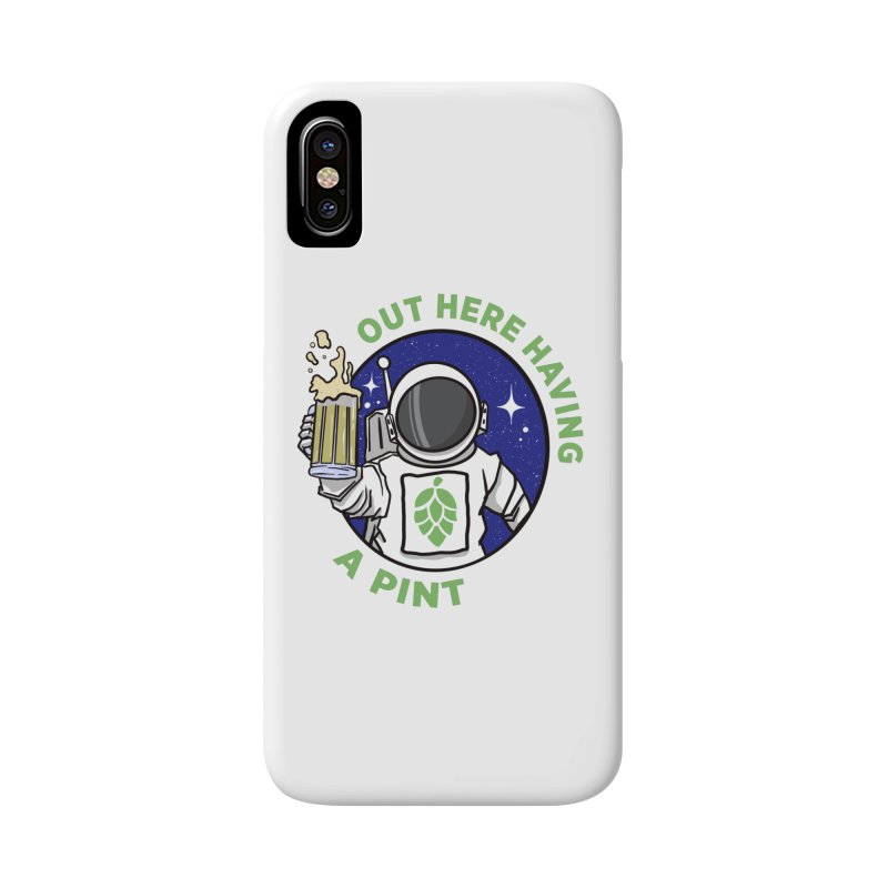 New OHHAP LOGO Accessories Phone Case by OHHAP Podcast's Artist Shop