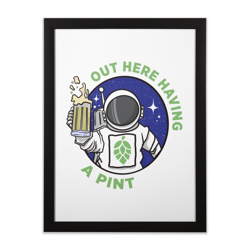 New OHHAP LOGO Home Framed Fine Art Print by OHHAP Podcast's Artist Shop