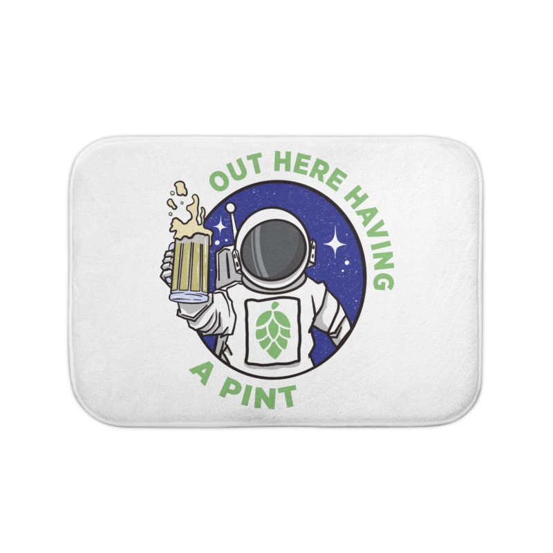 New OHHAP LOGO Home Bath Mat by OHHAP Podcast's Artist Shop