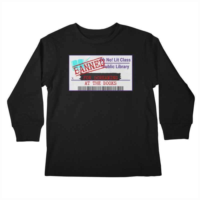 Kids None by Oh No! Lit Class Store
