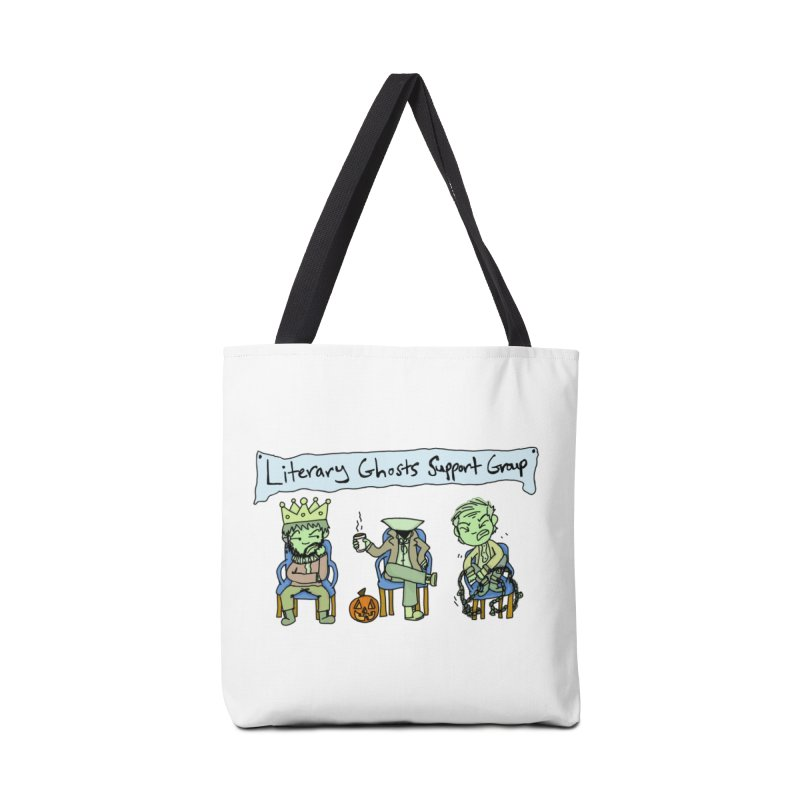 Ghostly Group Accessories Bag by Oh No! Lit Class Store