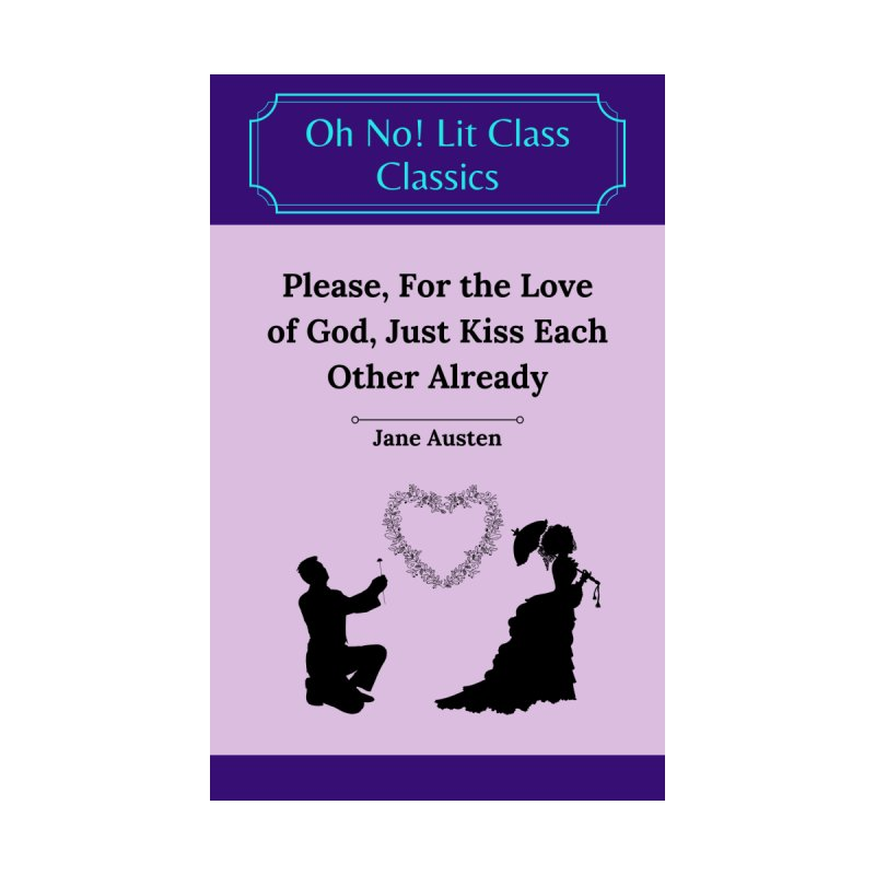 ON!LC Classics Pride and Prejudice Accessories Sticker by Oh No! Lit Class Store
