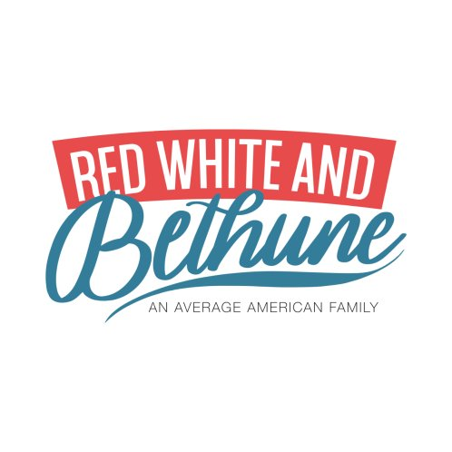 Design for Red White & Bethune Tee
