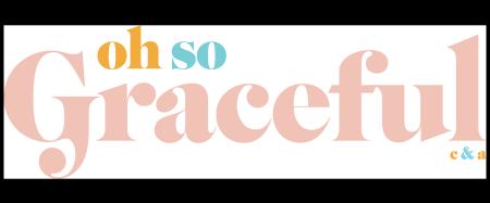 Logo for Oh So Graceful
