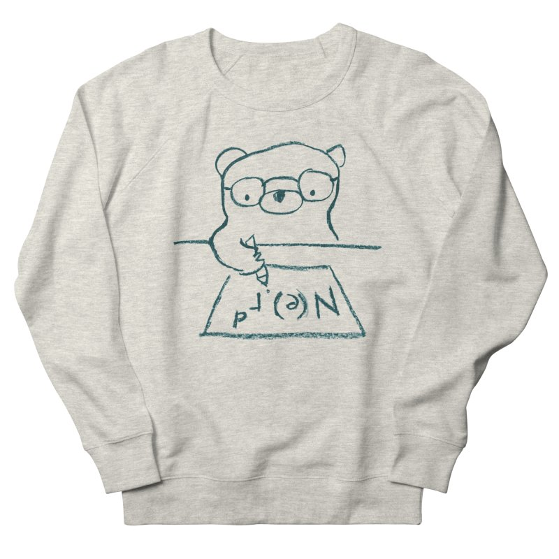 NERD Men's Sweatshirt by Ohufu