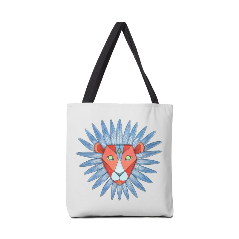 STRENGTH Accessories Tote Bag Bag by OH YEAH by Amalia