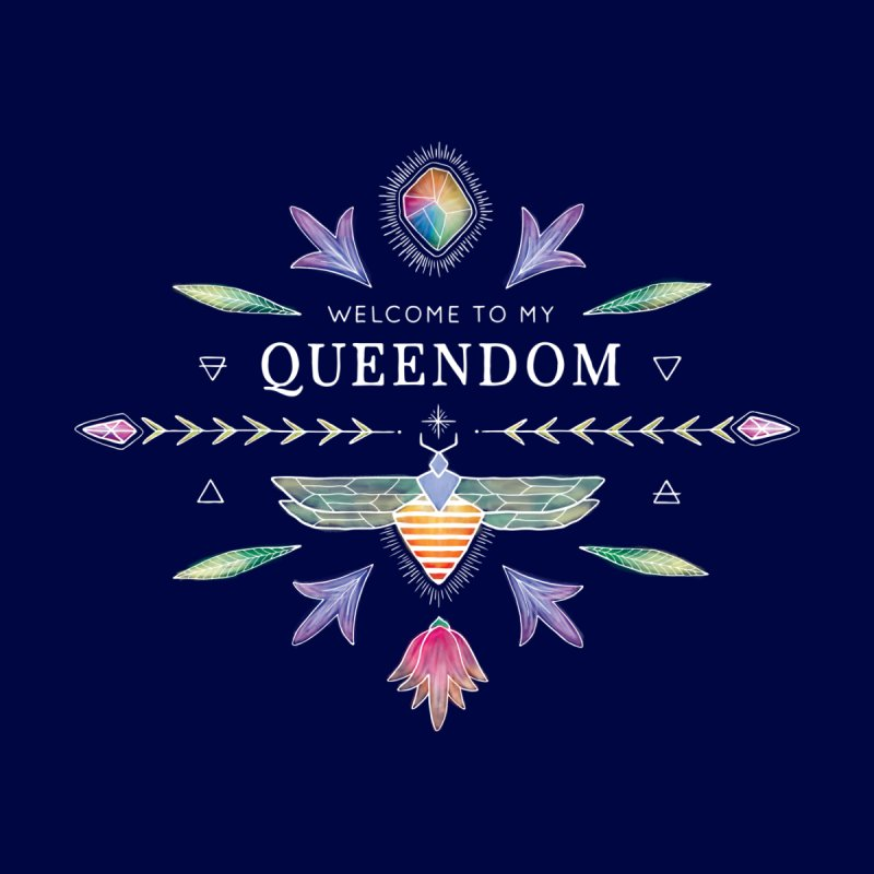 The Queendom Book None  by OH YEAH by Amalia