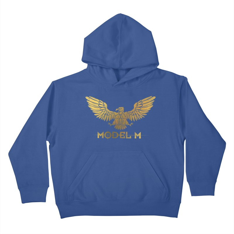 Model M - The Eagle Kids Pullover Hoody by Oh Just Peachy Studios Music Store