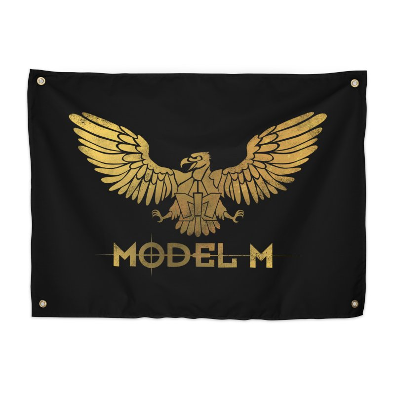 Model M - The Eagle Home Tapestry by Oh Just Peachy Studios Music Store