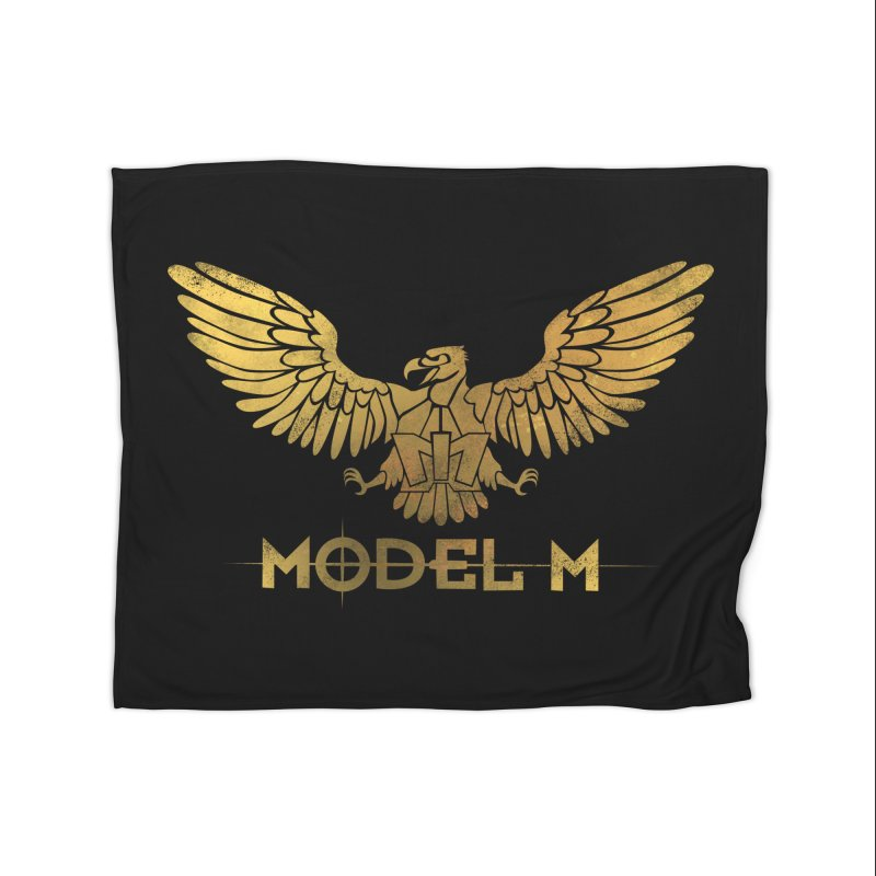 Model M - The Eagle Home Blanket by Oh Just Peachy Studios Music Store