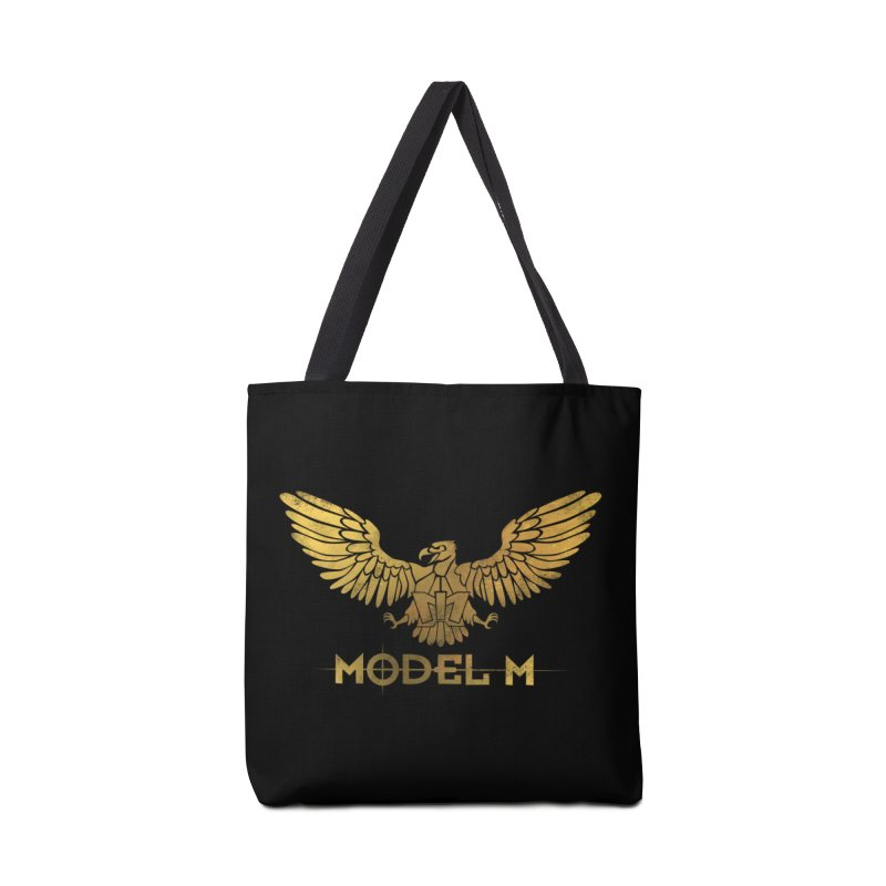 Model M - The Eagle Accessories Bag by Oh Just Peachy Studios Music Store