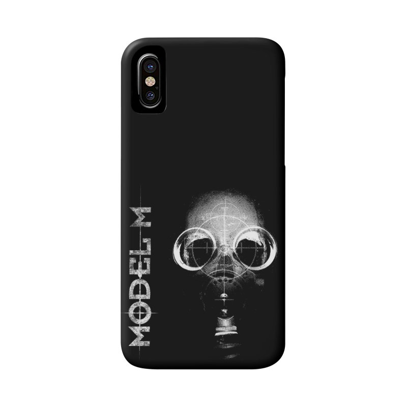 Model M - Hazmat Accessories Phone Case by Oh Just Peachy Studios Music Store