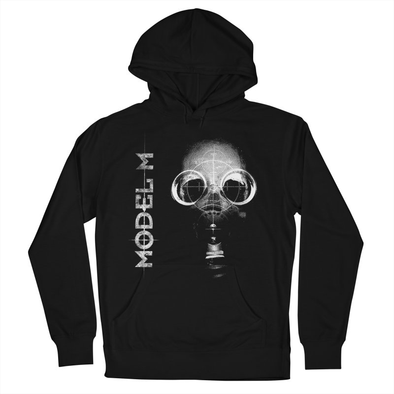 Model M - Hazmat Men's Pullover Hoody by Oh Just Peachy Studios Music Store